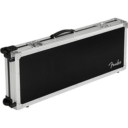 Fender CEO Guitar Flight Case with Wheels Aluminum Gray