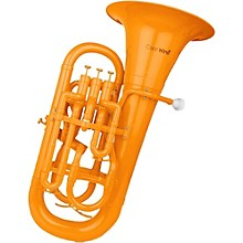 CEU-200 Series 4-Valve Plastic Euphonium Orange