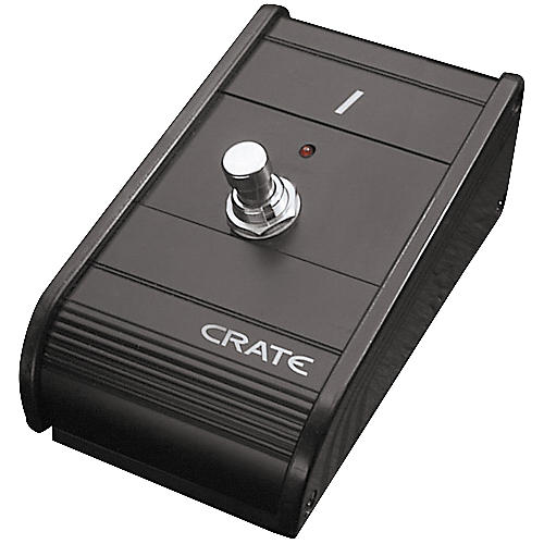 Crate CFS1 1 Button Footswitch