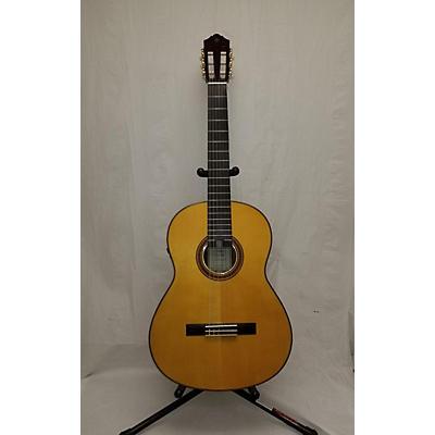 Yamaha CG-TA Classical Acoustic Electric Guitar