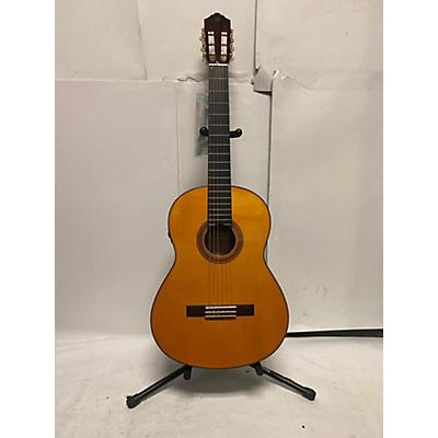 Yamaha CG-TA Transacoustic Classical Acoustic Electric Guitar