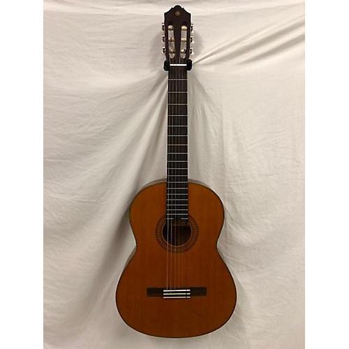Yamaha CG122MCH Classical Acoustic Guitar Natural