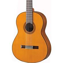 Open BoxYamaha CG162C Cedar Top Classical Guitar