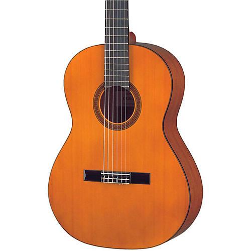 Yamaha cgs student classical guitar musician 39 s friend for Where are yamaha guitars made