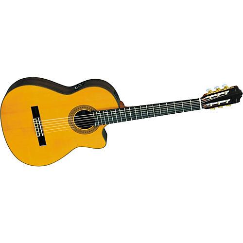 Yamaha CGX171CCA Acoustic-Electric Guitar