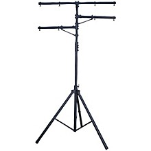 CHAUVET DJ CH-02 Aluminum Stand with T-Bar and 2 Arms