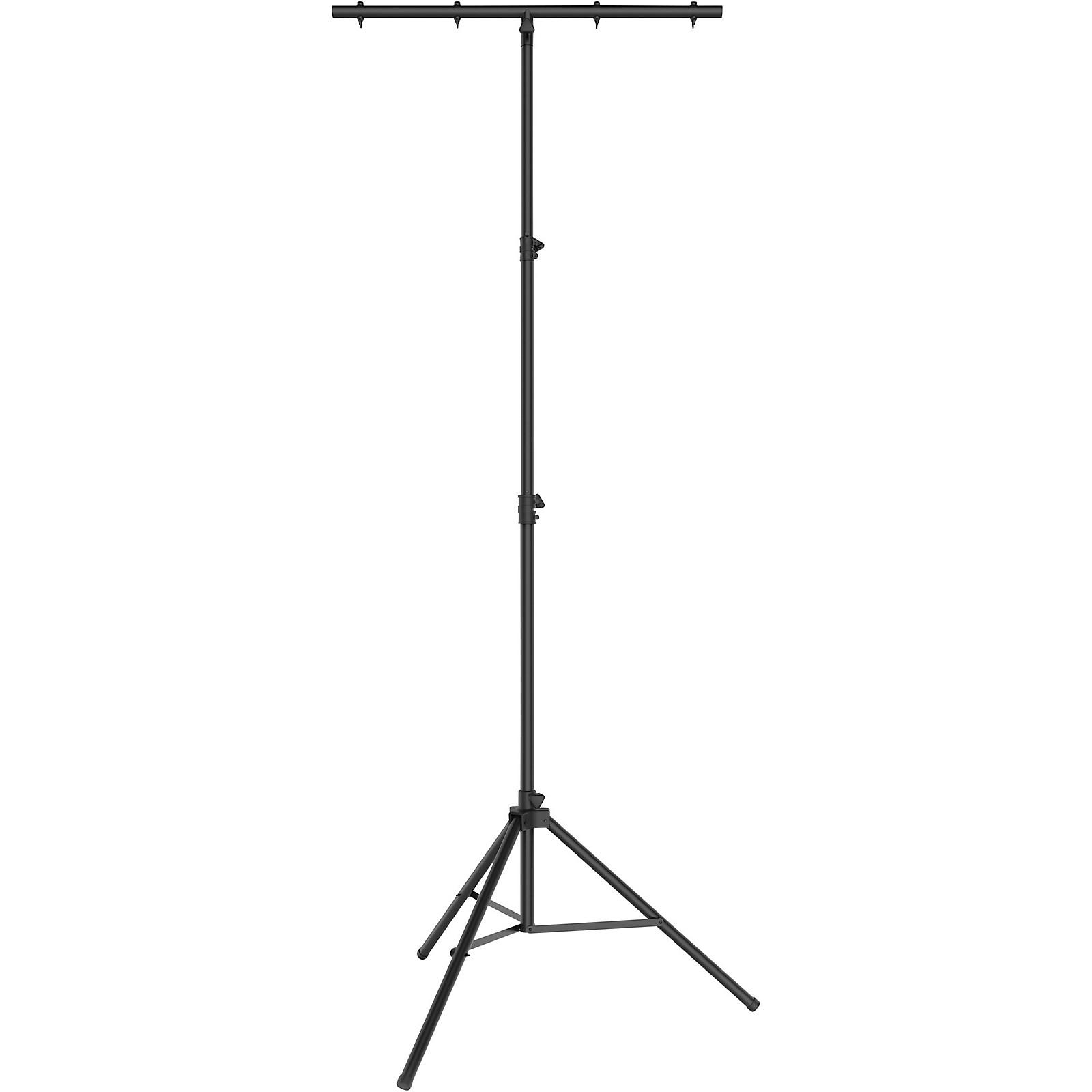 CHAUVET DJ CH-03 Heavy-duty T-bar Mobile Lighting Stand
