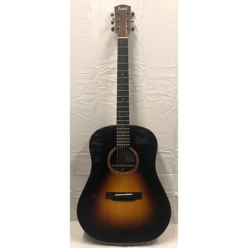 CH-D-AD/IR Coffee House Dreadnaught Acoustic Electric Guitar