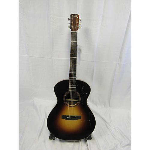 Bedell CH-O-AD/IR Acoustic Guitar ESPRESSO BURST