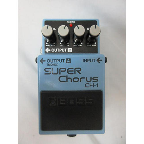 CH1 Super Chorus Effect Pedal