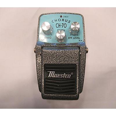 Maestro CH70 Effect Pedal