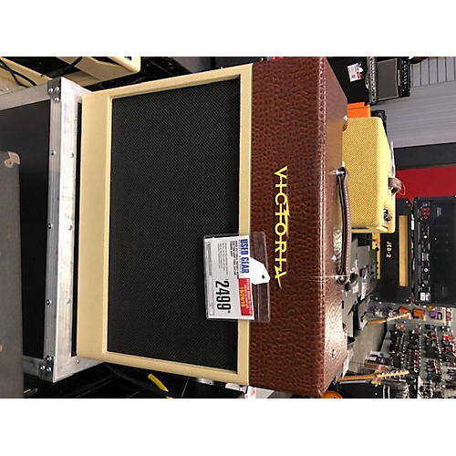 Victoria CHERRY-BOMB CUSTOM AMP Tube Guitar Combo Amp