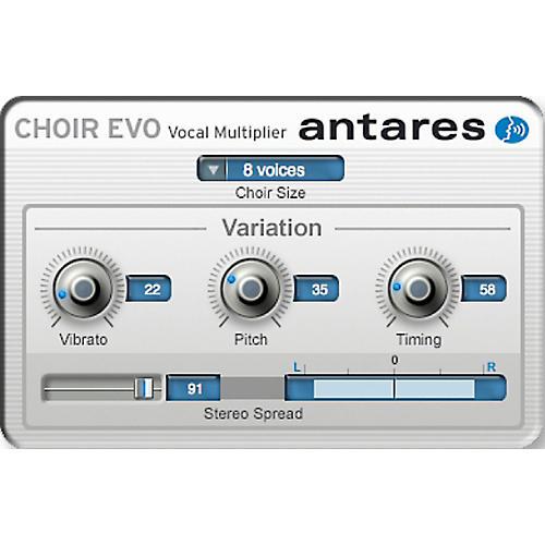 Antares CHOIR Evo (VST/ AU/ RTAS) Software Download