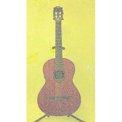 Lag Guitars CHV15E Tramontane Classical Acoustic Electric Guitar