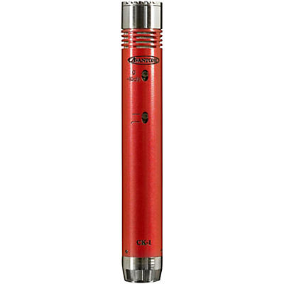 Avantone CK-1 FET Multi-Pattern Pencil Condenser Microphone