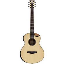 Open Box Traveler Guitar CL-3E Compact Acoustic-Electric Guitar