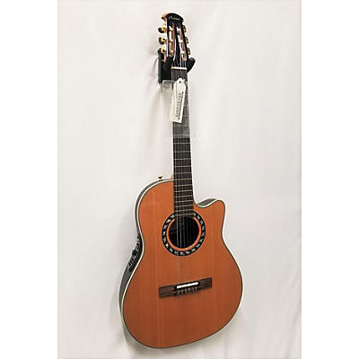 Ovation CLASSIC 1773AX Classical Acoustic Electric Guitar