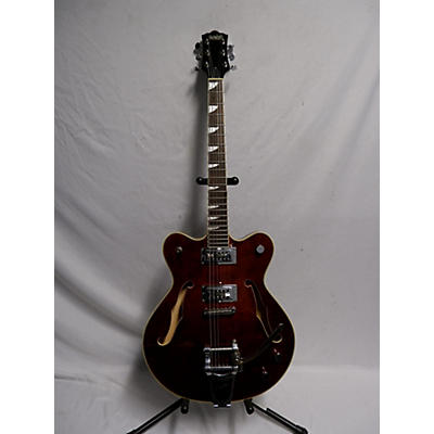 Eastwood CLASSIC 6 DLX Hollow Body Electric Guitar