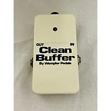 Wampler CLEAN BUFFER Pedal