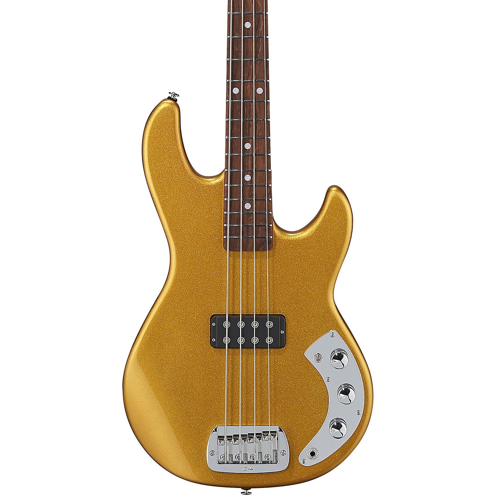 G&L CLF Research L-1000 Electric Bass Caribbean Rosewood Fingerboard