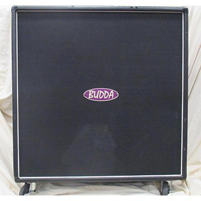 Budda CLOSED BACK 4X12 Guitar Cabinet