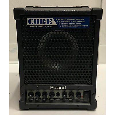 Roland CM-30 CUBE MONITOR Powered Monitor