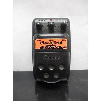 Ibanez CM5 CLASSIC METAL Effect Pedal