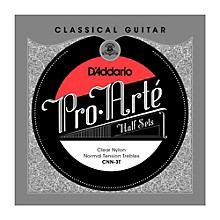 D'Addario CNN-3T Pro-Arte Normal Tension Classical Guitar Strings Half Set