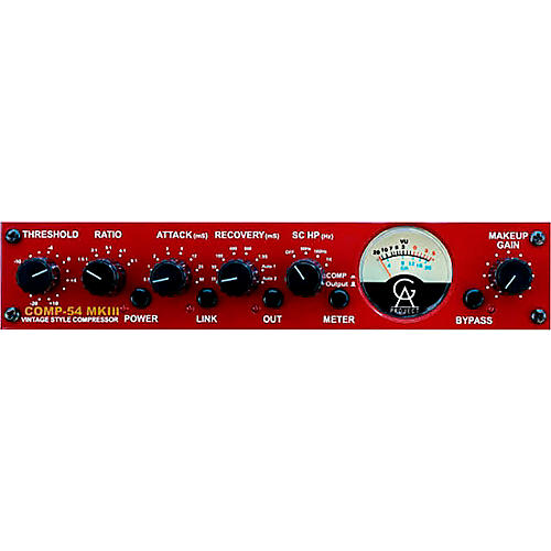 Golden Age Project COMP-54 MKIII Single-Channel Class A Compressor