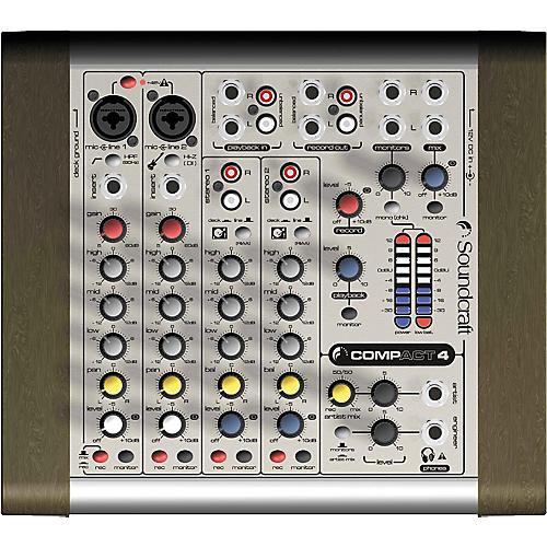 Soundcraft COMPACT 4 Mixer