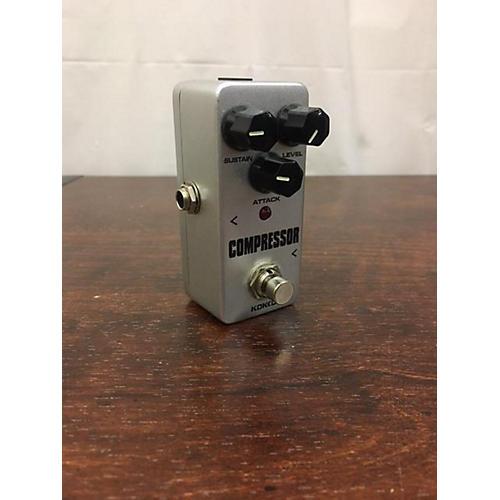KOKO COMPRESSOR Effect Pedal