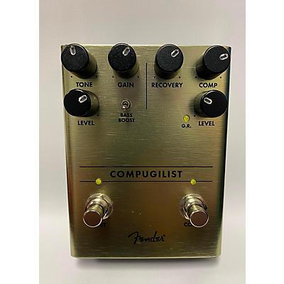 Fender COMPUGILIST Effect Pedal
