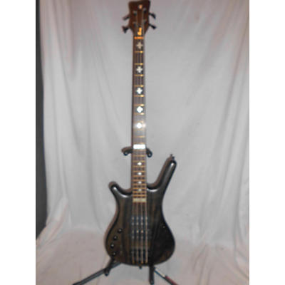 Warwick CORVETTE DOUBLE BUCK 4 STRING LEFT HANDED Electric Bass Guitar