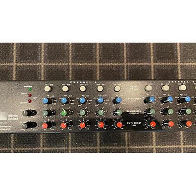 Meyer Sound CP-10 Equalizer