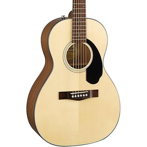 Fender CP-60S Parlor Acoustic Guitar Natural