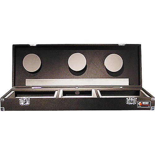 Odyssey CP15TDJ Carpeted Coffin Case
