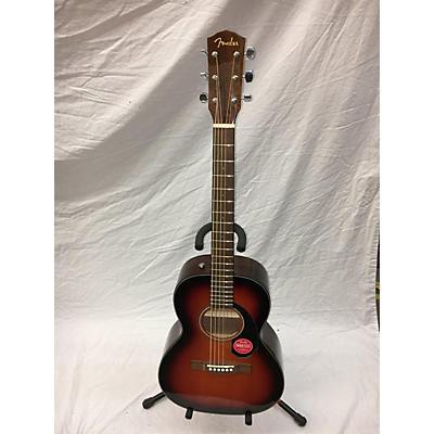 Fender CP60S Parlor/SB Acoustic Guitar