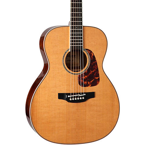 Takamine CP7MO Thermal Top Acoustic Guitar Natural