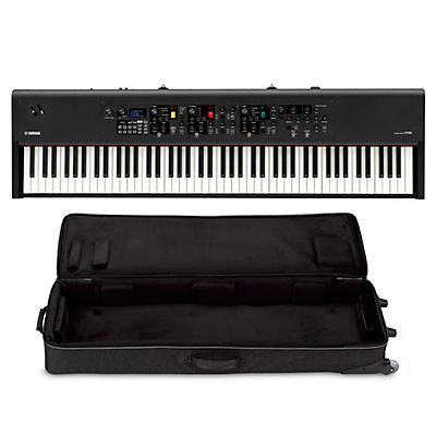 Yamaha CP88 88-Key Digital Stage Piano With Bag