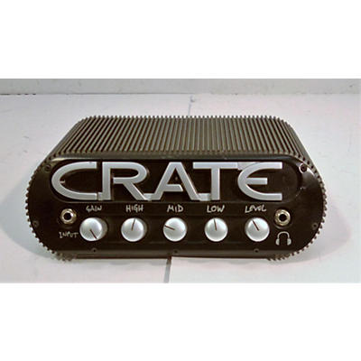 Crate CPB150 POWER BLOCK Solid State Guitar Amp Head
