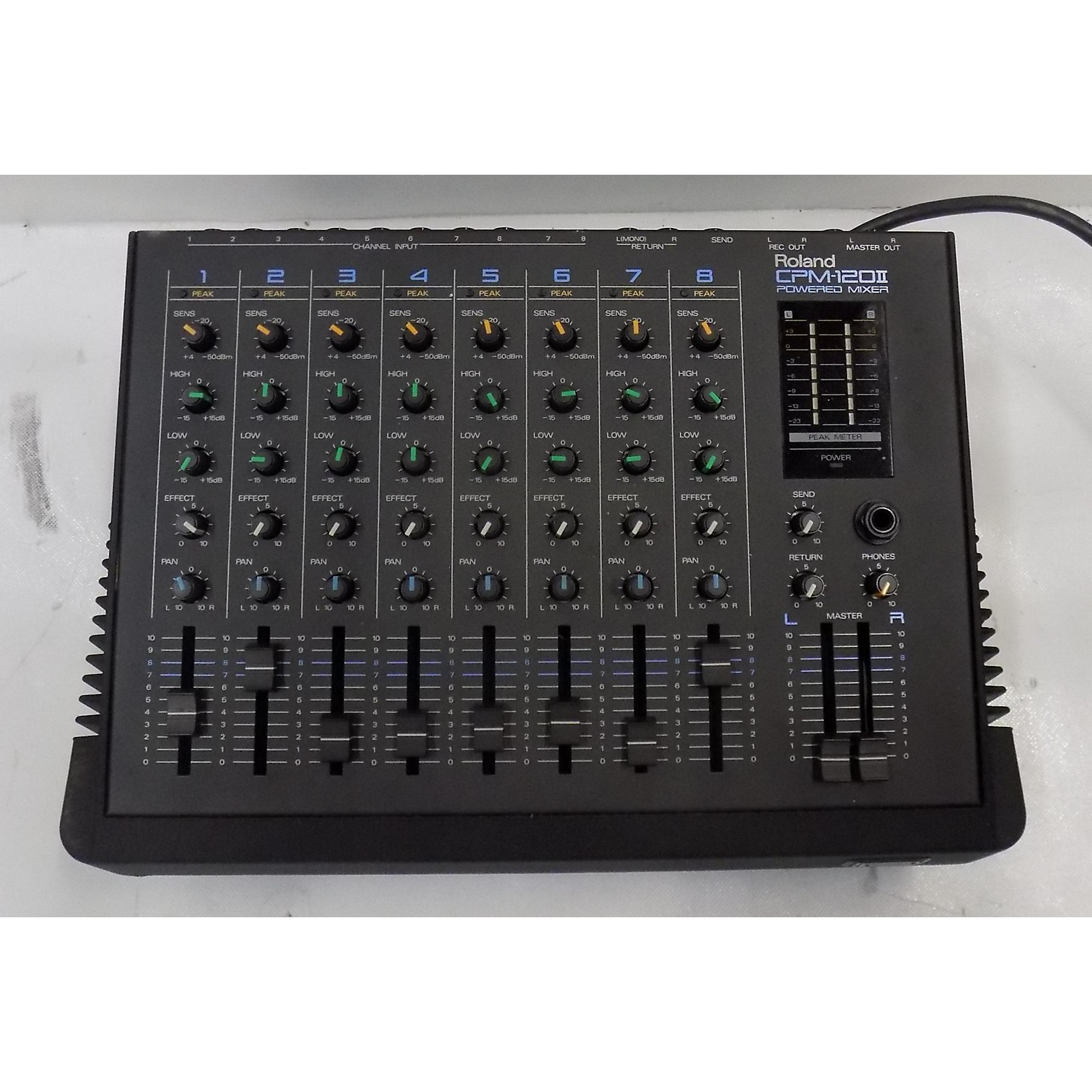 Roland CPM-120 II Powered Mixer
