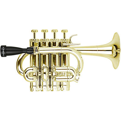 Cool Wind CPT-200 Metallic Series Plastic Bb/A Piccolo Trumpet