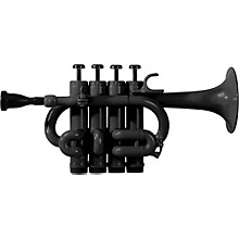 CPT-200 Series Plastic Bb/A Piccolo Trumpet Black