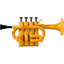 CPT-200 Series Plastic Bb/A Piccolo Trumpet Orange