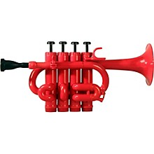 CPT-200 Series Plastic Bb/A Piccolo Trumpet Red