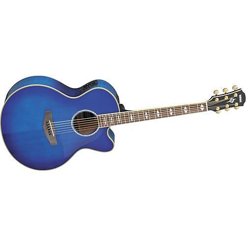 Yamaha CPX1000 Medium-Jumbo Cutaway Acoustic-Electric Guitar