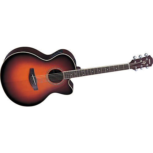 yamaha cpx500 jumbo cutaway acoustic electric guitar musician 39 s friend. Black Bedroom Furniture Sets. Home Design Ideas