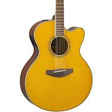 Open BoxYamaha CPX600 Medium Jumbo Acoustic-Electric Guitar