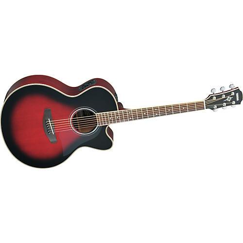 Yamaha CPX700II Medium-Jumbo Cutaway Acoustic-Electric Guitar
