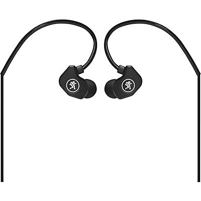 Mackie CR Buds+ Professional Fit Earphones with Mic and Control